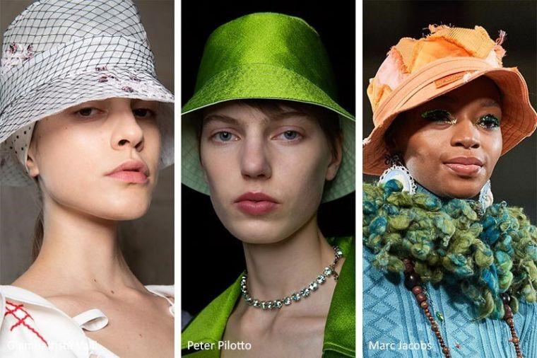 idea for modern hats