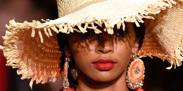 designer straw summer hats