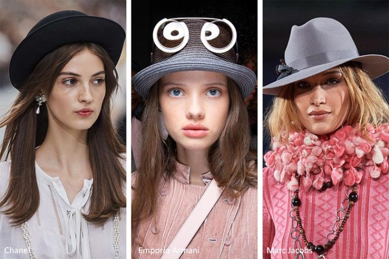 old-school hats