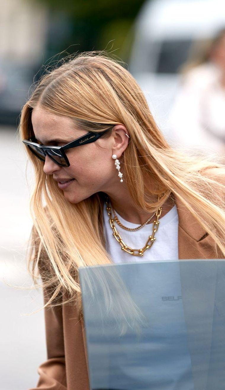 idea for golden necklaces