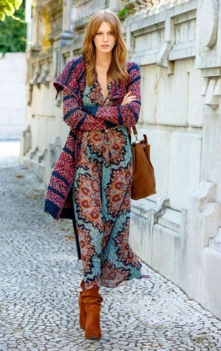 long female clothing layers