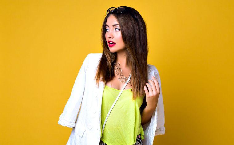 trendy neon colors