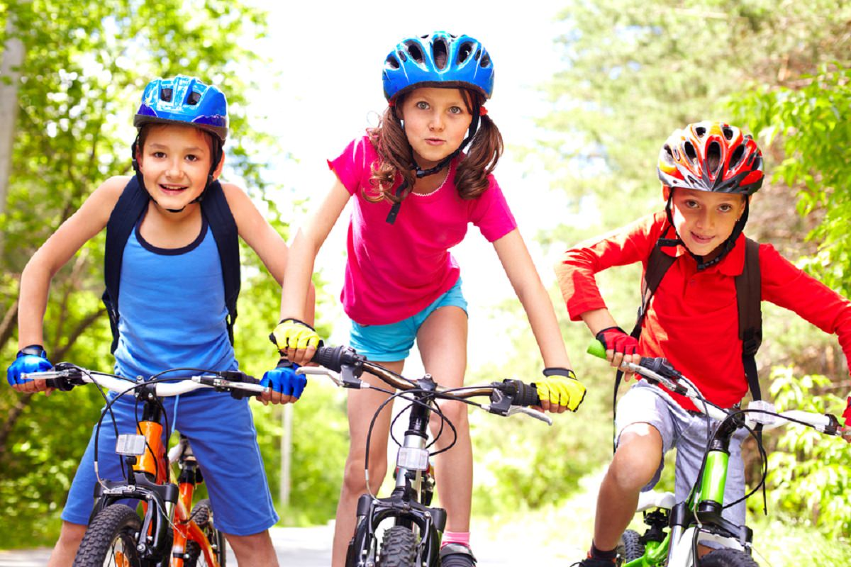 bicycle lessons for children