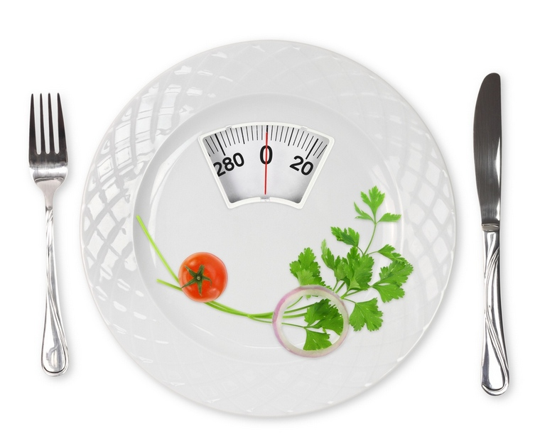 fasting reduces body weight