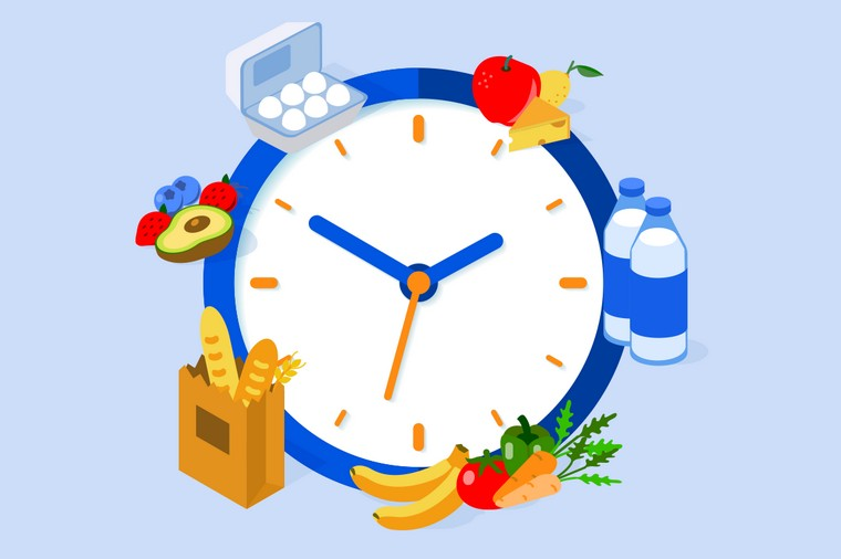 idea how to manage fasting scheme