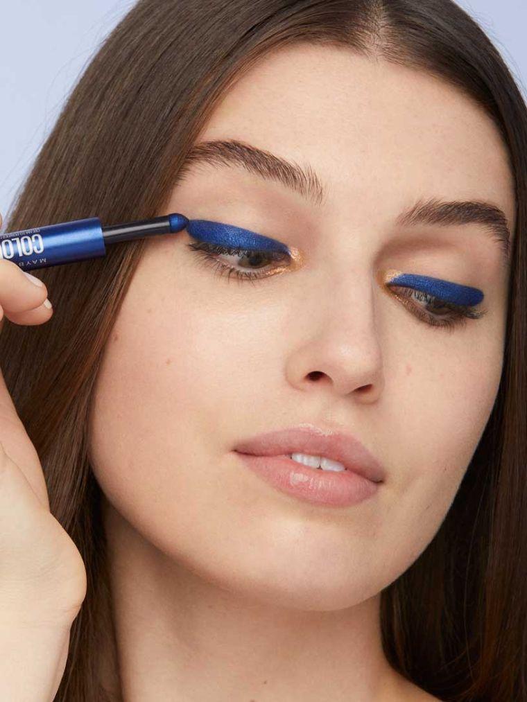 idea for modern makeup