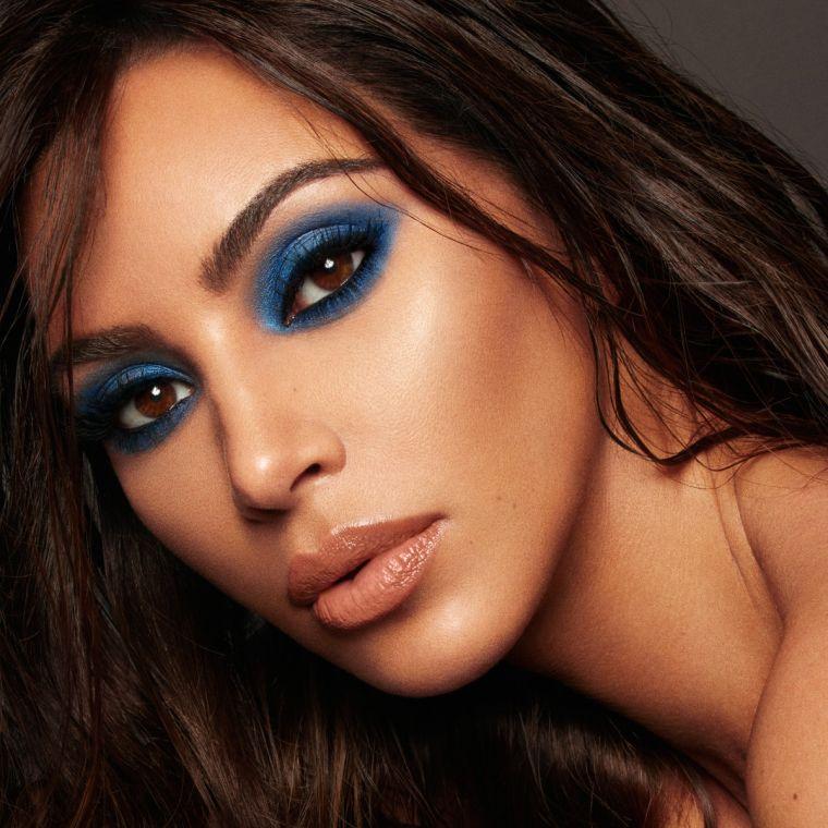 modern eye makeup idea