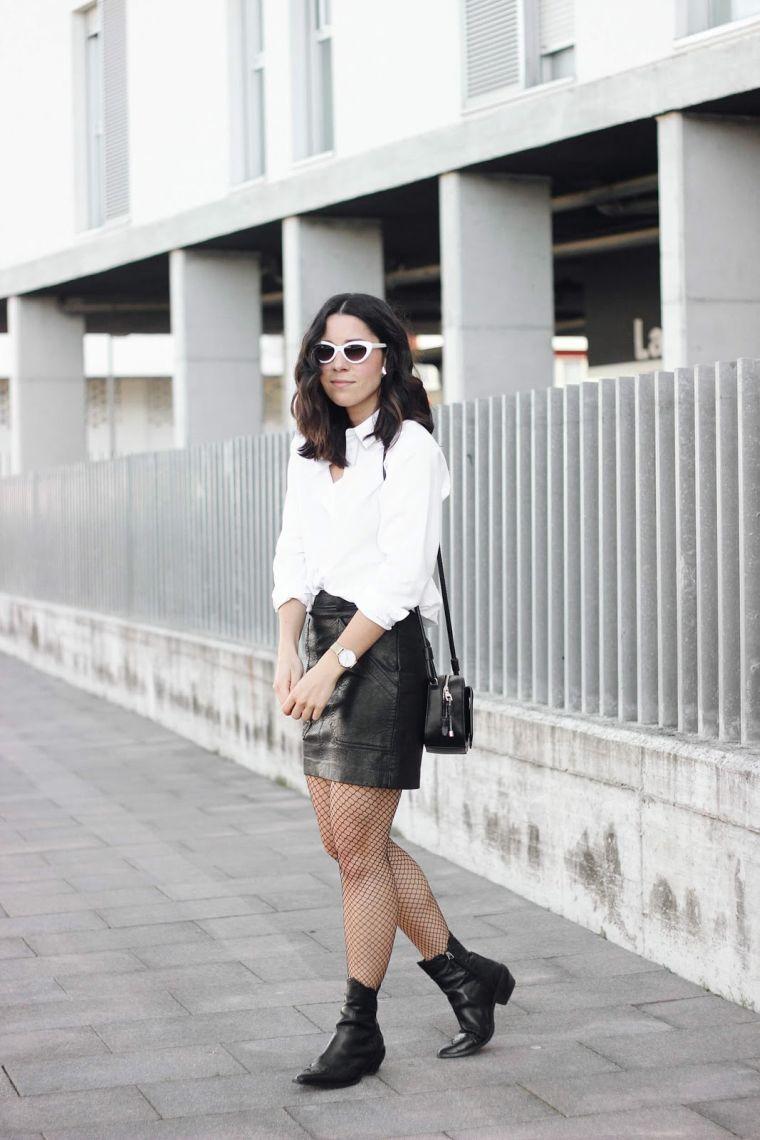modern work outfit idea