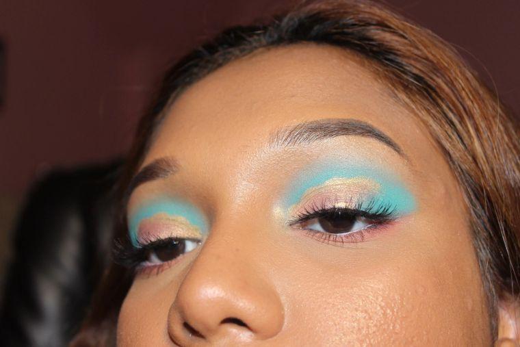 idea for contemporary makeup