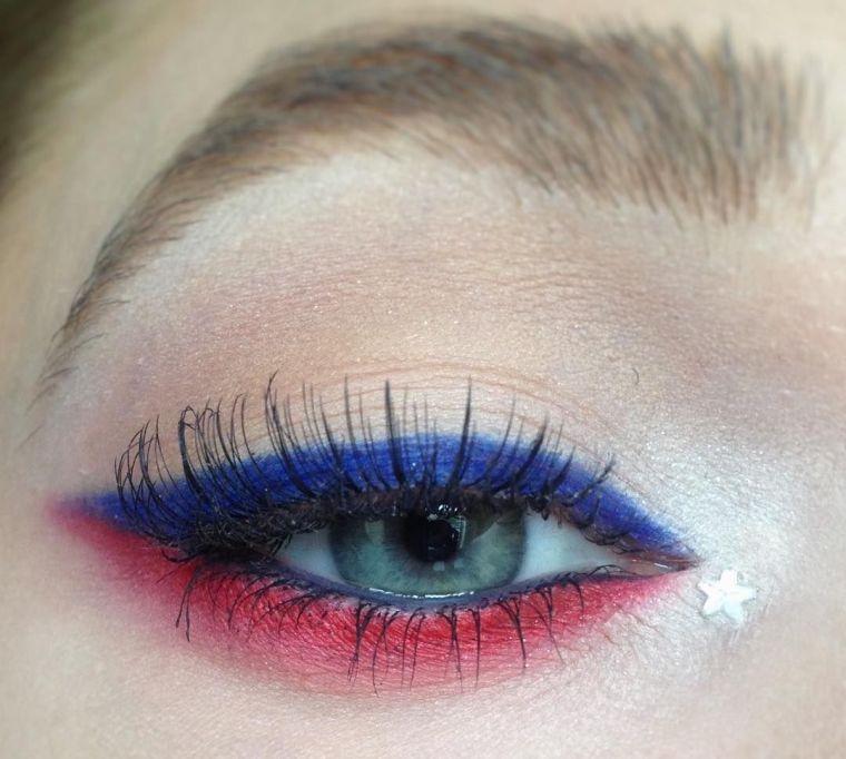 stylish eye makeup