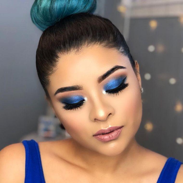 idea for evening makeup