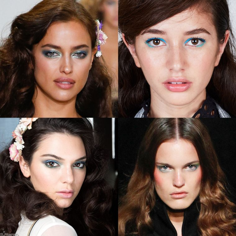 modern eye makeup