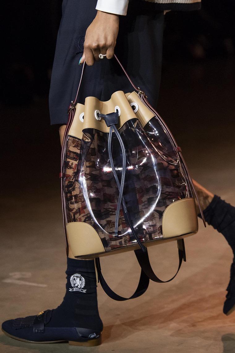 designer bag by Hilfiger
