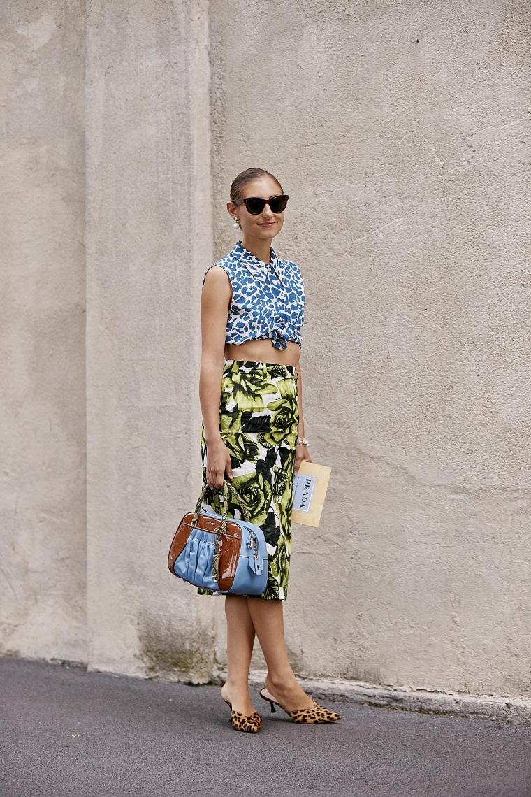 street style inspiration mode fashion milan