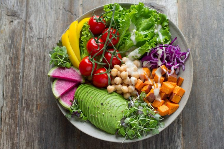 what should fasting plate contain