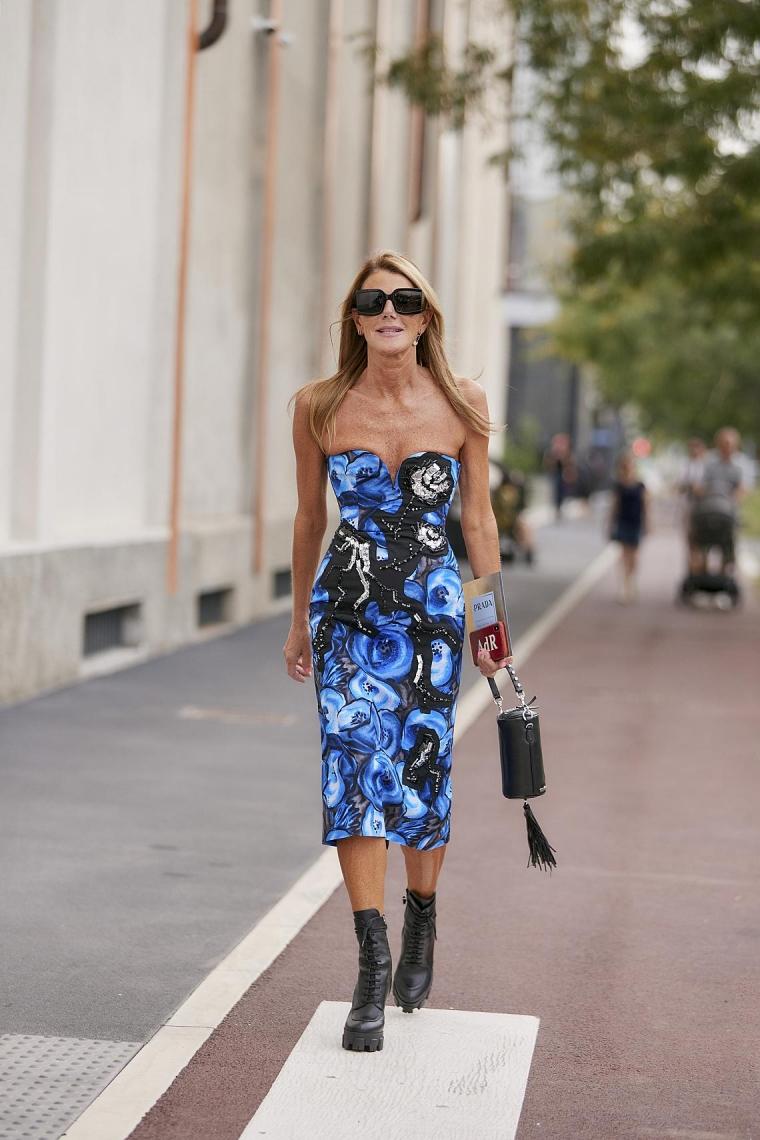 street style inspiration femme Milan