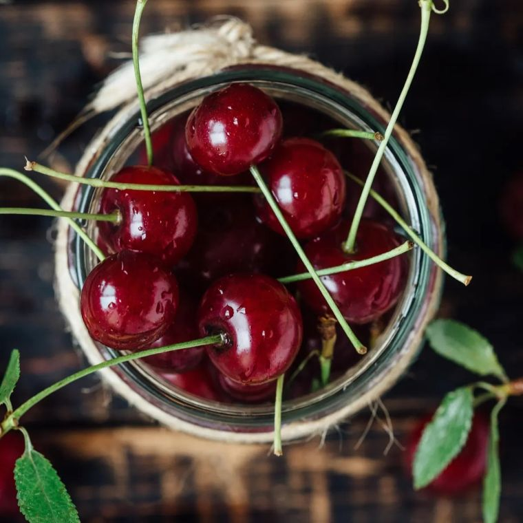 cherries: foods to lose weight