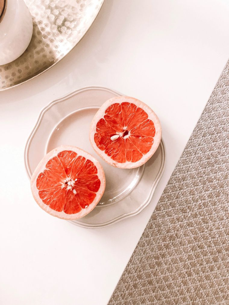 foods to lose weight: grapefruit