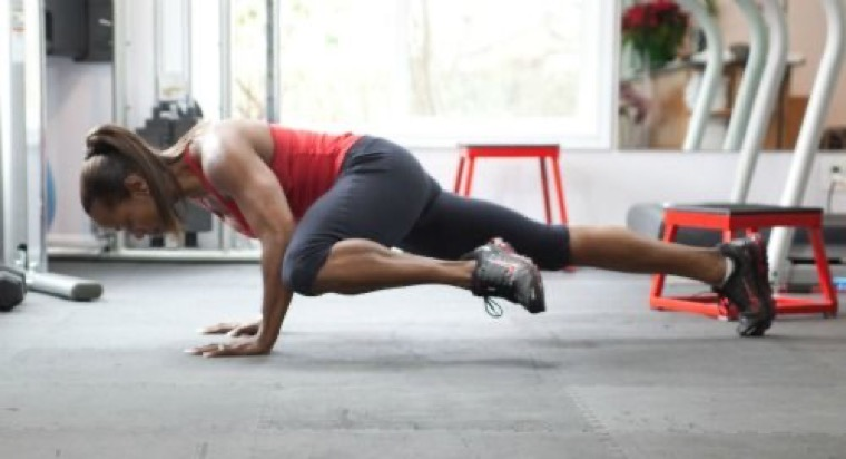 exercises to slim down