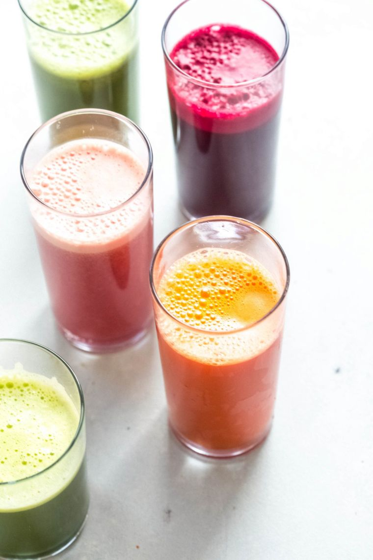 smoothies for a detox cure