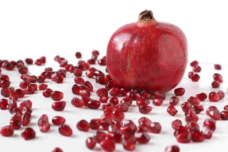 recipe idea with pomegranate