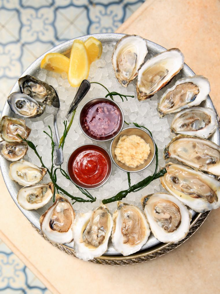 oysters for weight loss