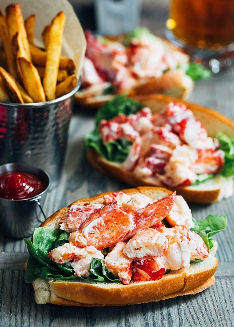 eat lobsters recipe
