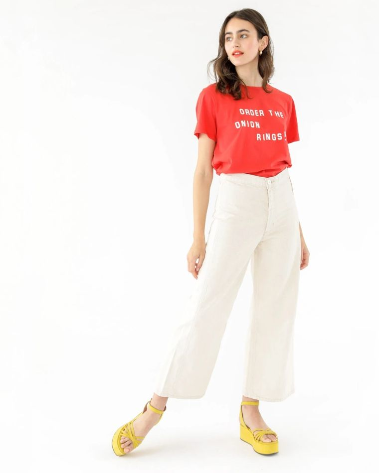 wide summer pants
