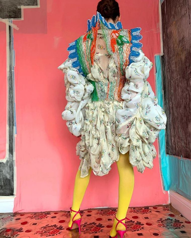 recycling clothes dresses