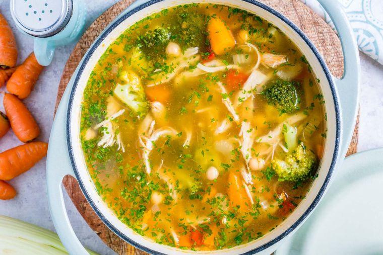 soup for liver detox