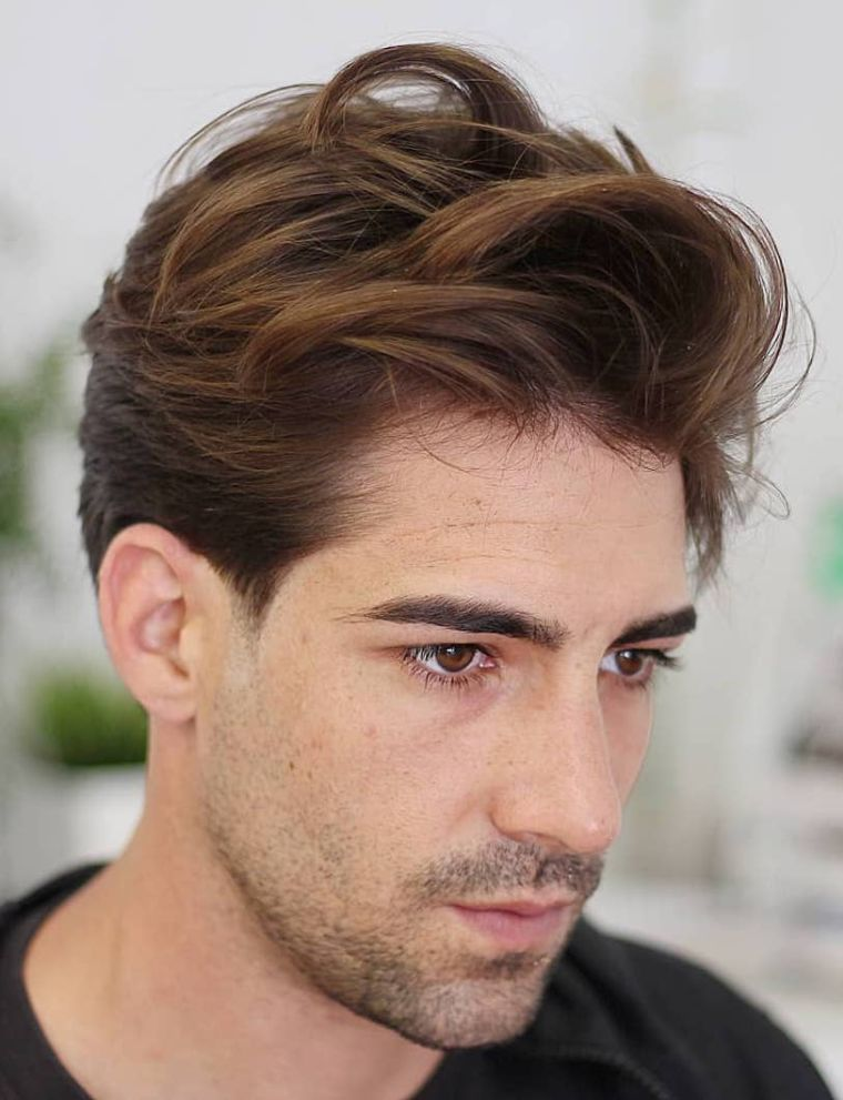 2020 men's hairstyle trends