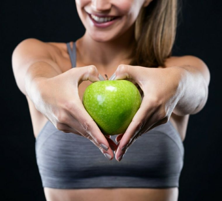 healthy diet to lose fat