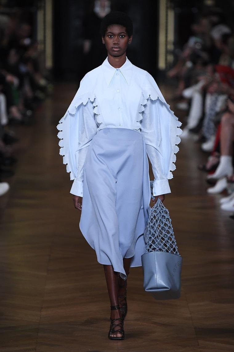 autumn winter woman 2020 designer catwalk