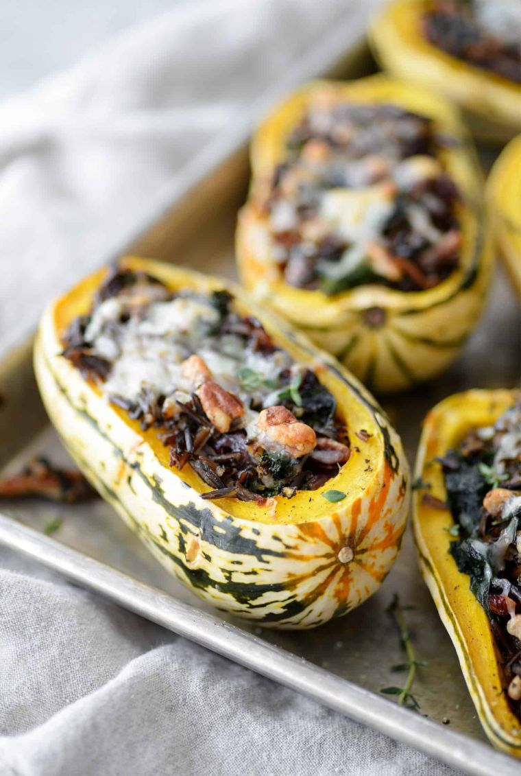 delicata squash for healthy eating