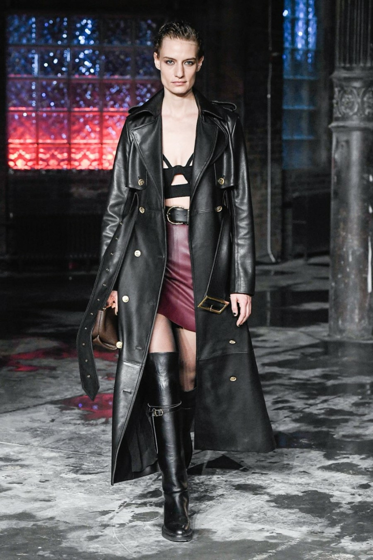 leather women trends 2021