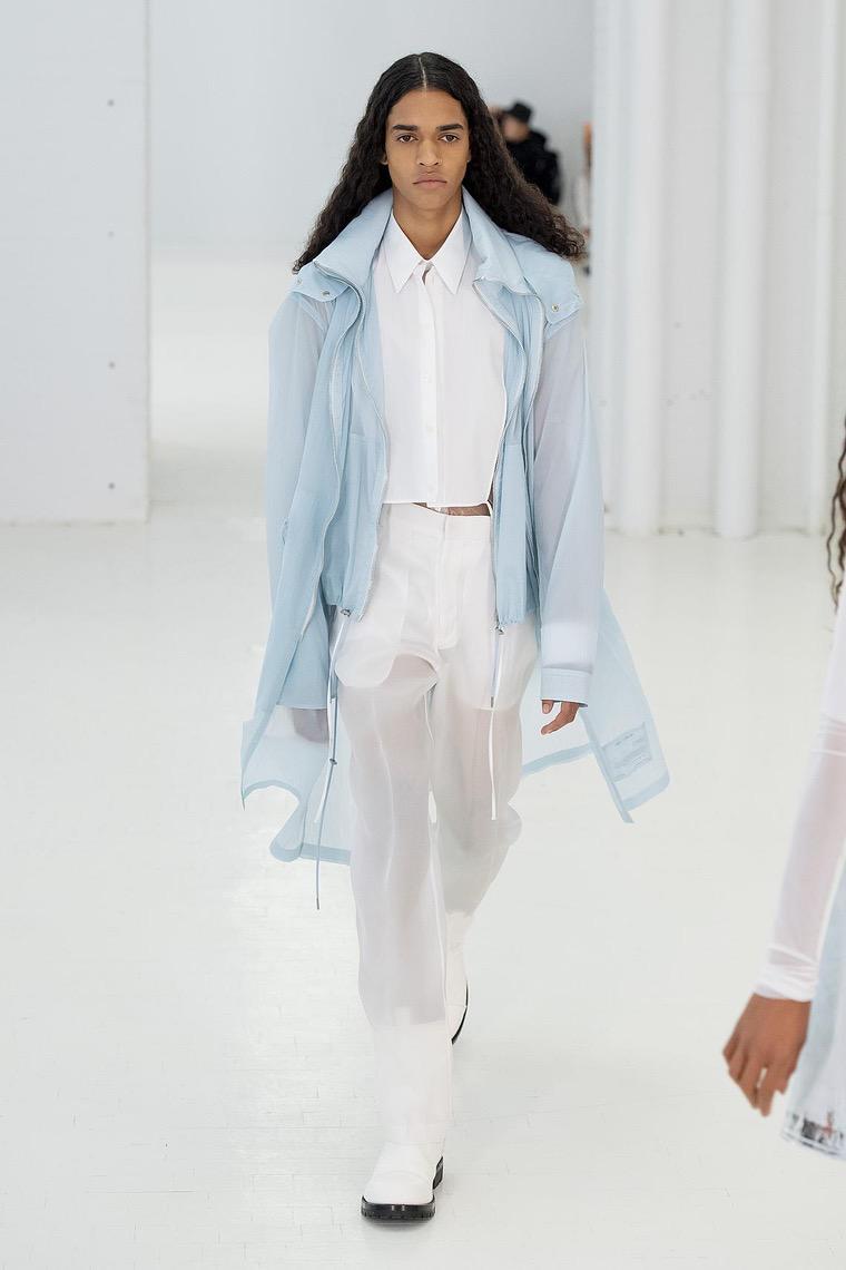 helmut lang spring fashion