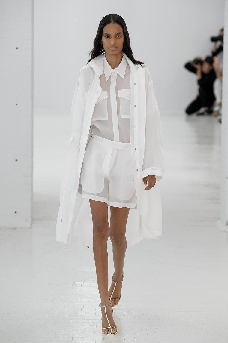 helmut lang 2020 white shirt