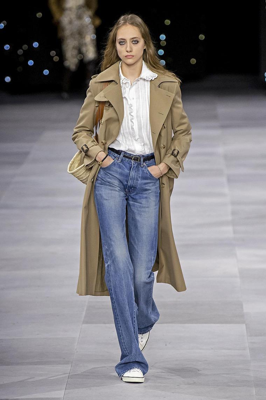 Céline jeans shirt style fashion spring 2020