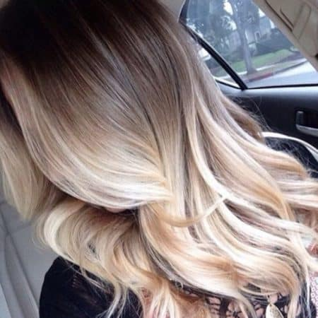 Highlights-balayage-photos