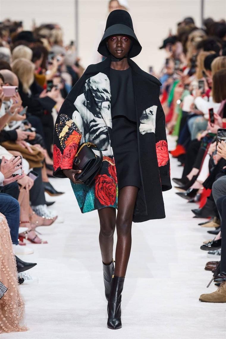 fall winter fashion woman 2021