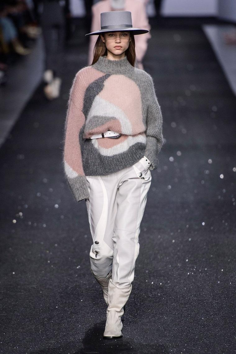 fashion winter 2020 autumn woman