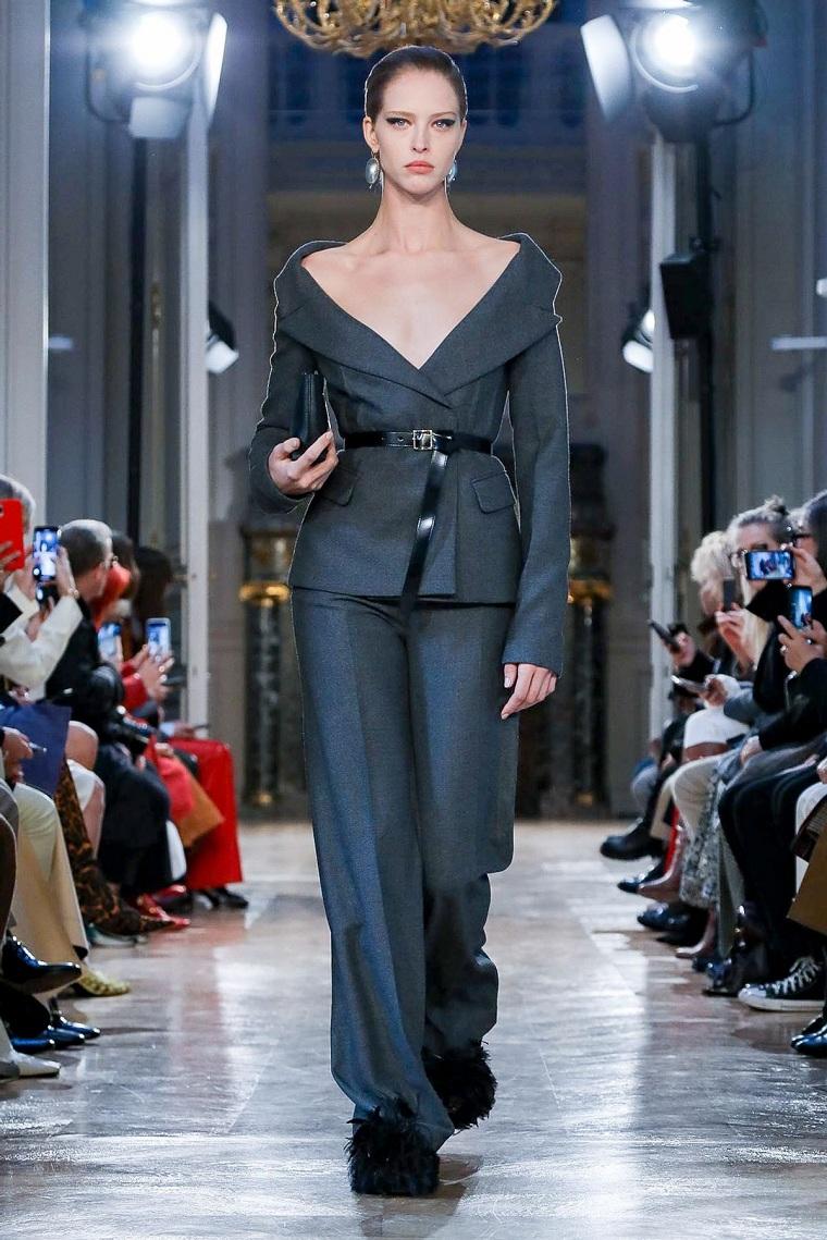 winter fashion 2020 woman fashion week