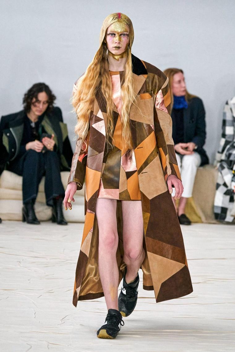 winter fashion 2020 trendy woman looks