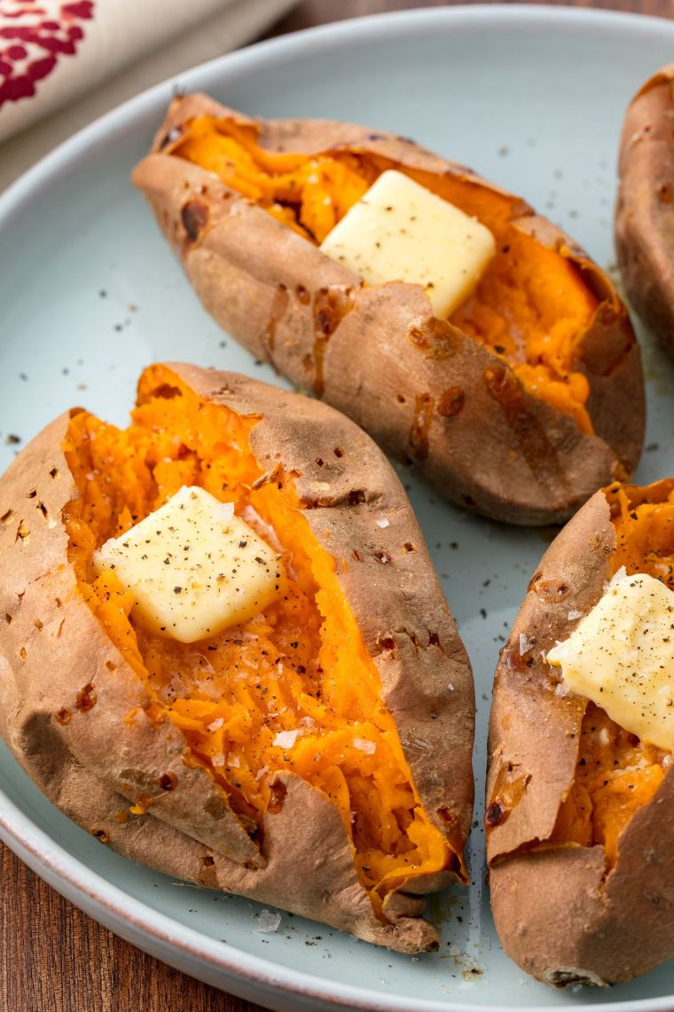 recipe with sweet potatoes