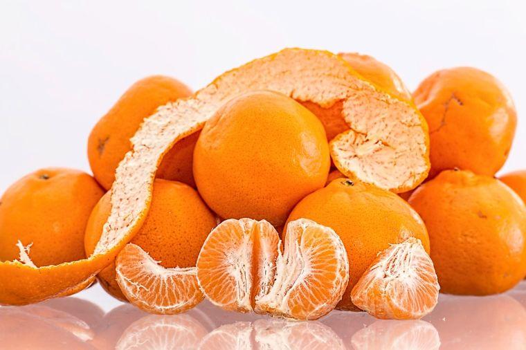 orange peel on the thighs