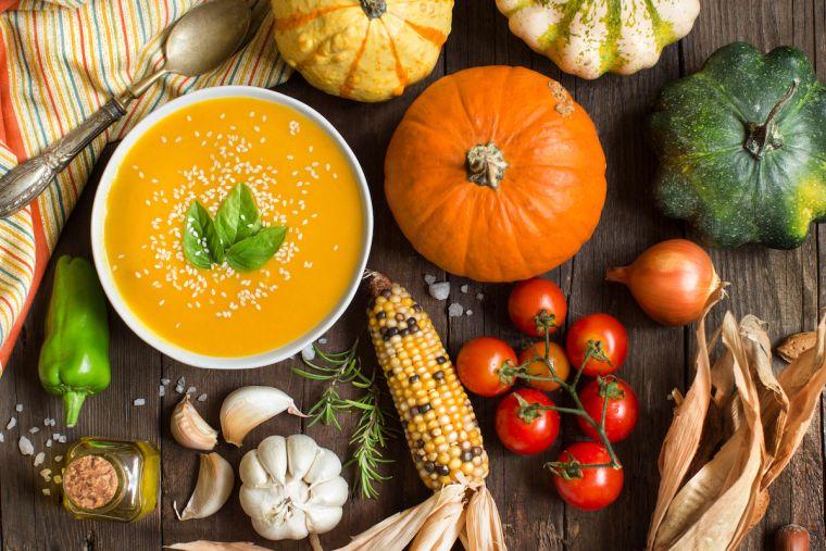 fall food weight loss