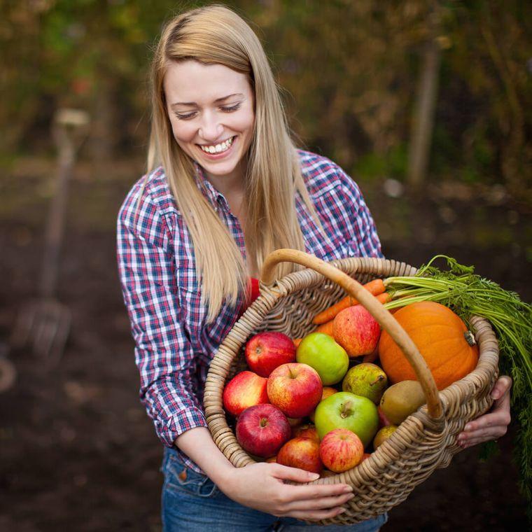 autumn seasonal products good for health