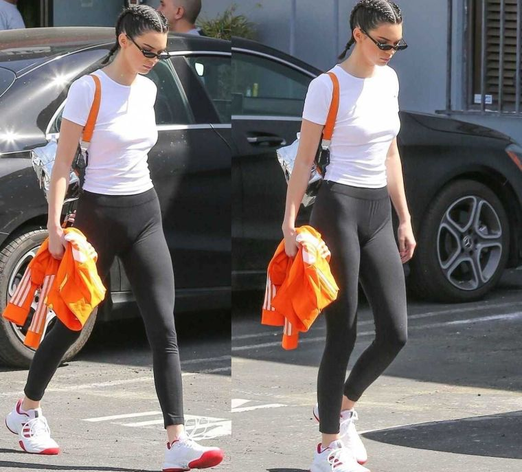 kendall jenner exercise routine