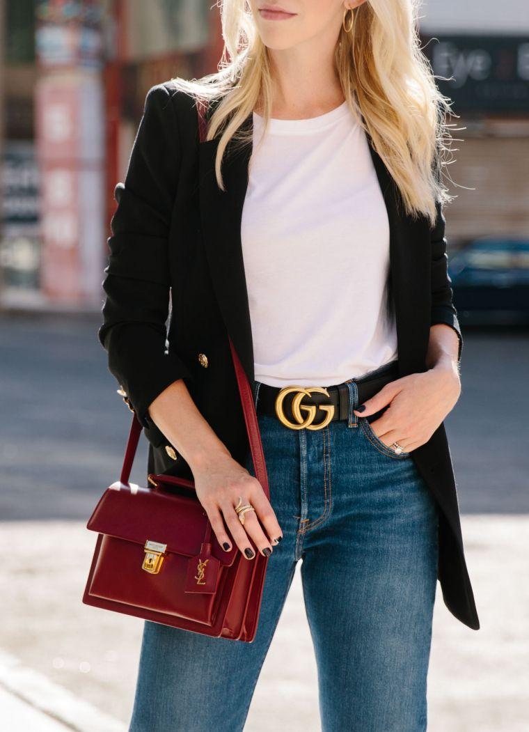 stylish and modern bag