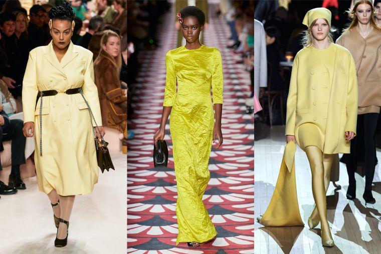 fashion show 2020 2021 women's trends